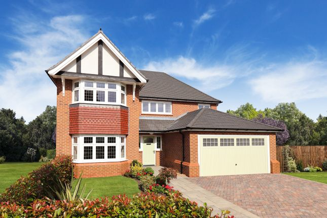 """Thumbnail Detached house for sale in """"Henley"""" at Mercian Way, Eagle Drive, Tamworth"""