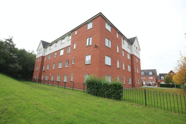 Thumbnail Flat to rent in Sydney Barnes Close, Castleton, Rochdale