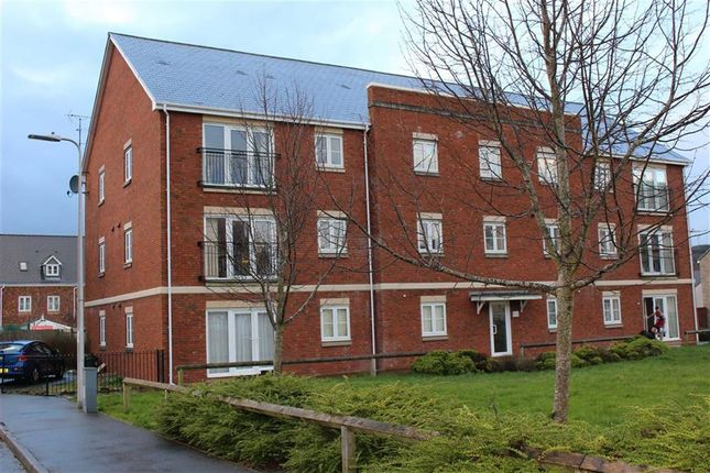 Flat for sale in Clayton Drive, Pontarddulais, Swansea