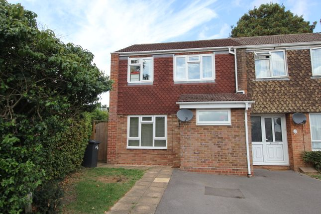 Thumbnail End terrace house to rent in Goodwyns Green, Alton