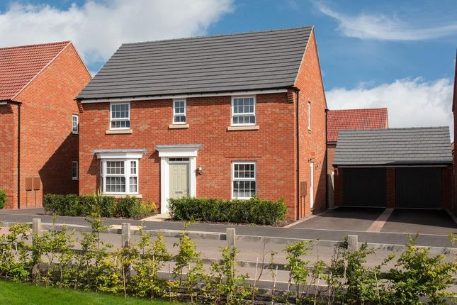 "Thumbnail Detached house for sale in ""Bradgate"" at Fosse Road, Bingham, Nottingham"