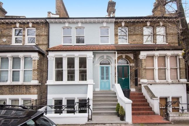 Thumbnail Terraced house to rent in Campden Terrace, Linden Gardens, London