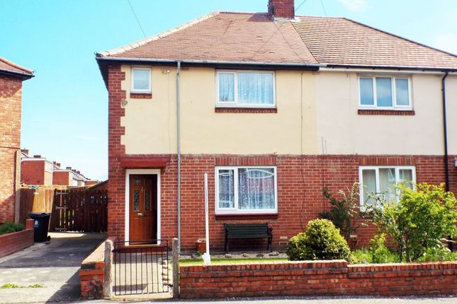 Property for sale in Balkwell Avenue, North Shields