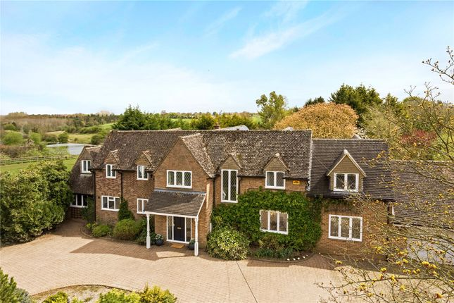 Thumbnail Detached house for sale in Mixbury Road, Evenley, Brackley, Northamptonshire