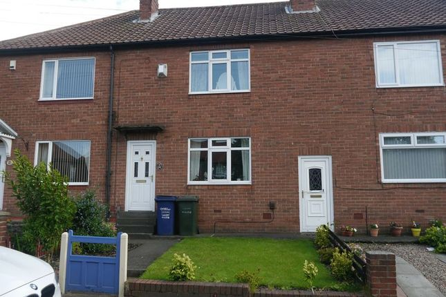 Thumbnail Terraced house to rent in Stamfordham Road, Fenham, Newcastle Upon Tyne