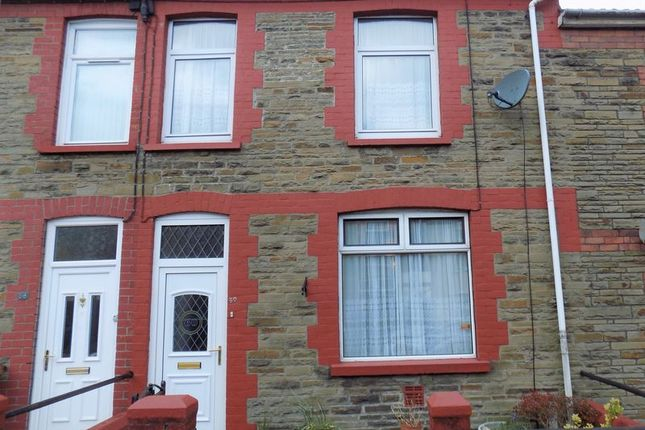 Thumbnail Terraced house for sale in Bradford Street, Caerphilly