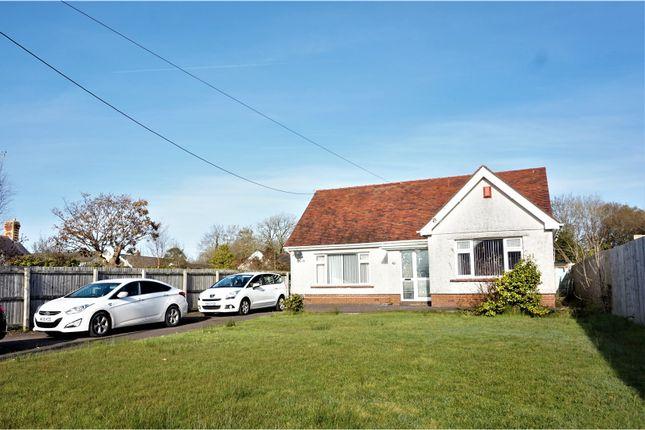 Thumbnail Detached bungalow for sale in Rufus Lewis Avenue, Gorseinon
