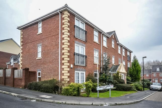 Thumbnail Flat for sale in Walletts Wood Court, Chorley