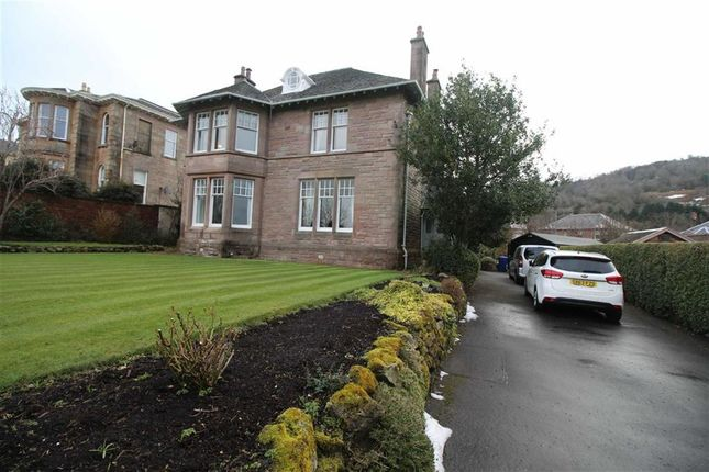 Thumbnail Detached house for sale in Octavia Terrace, Greenock, Renfrewshire