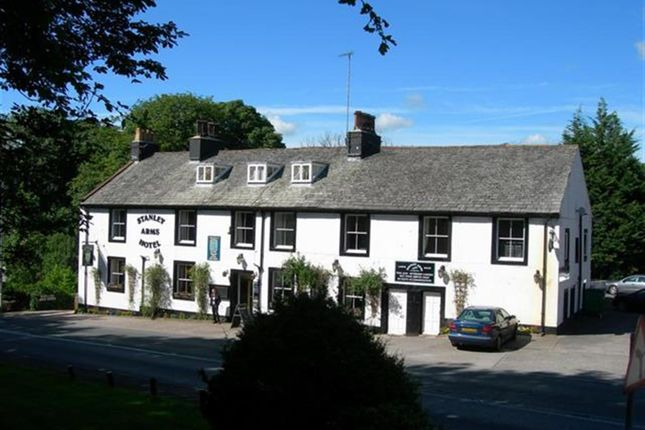 Thumbnail Hotel/guest house for sale in A Substantial 14 Bed Riverside Hotel CA20, Calderbridge, Cumbria