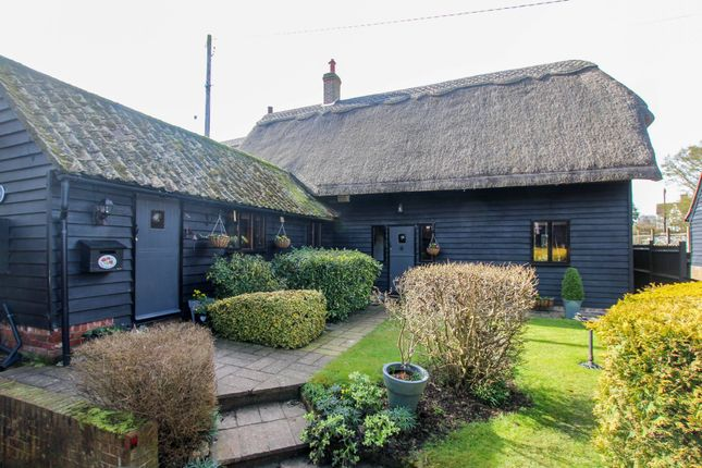 Thumbnail Barn conversion for sale in Lower Pond Street, Duddenhoe End, Saffron Walden