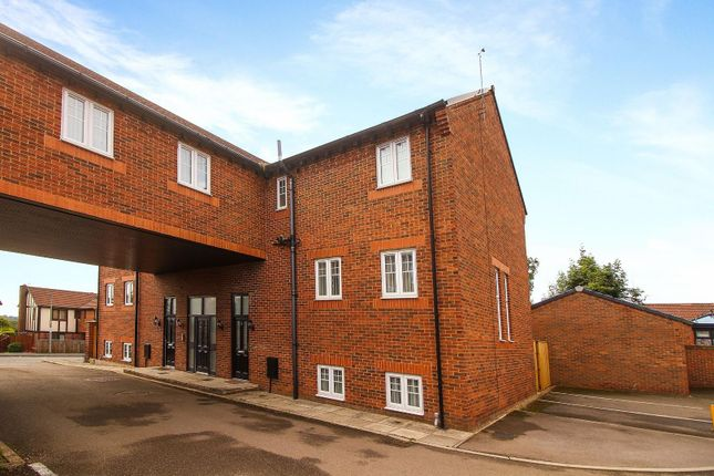 Thumbnail Flat for sale in School Court, Broompark, Durham