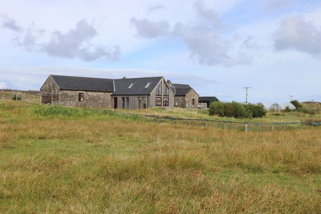 Thumbnail Detached house for sale in Drimcruy, Isle Of Coll, Argyll