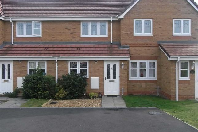 Thumbnail Terraced house to rent in Ascot Road, Oswestry