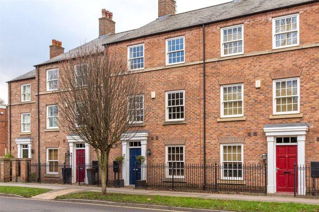 Thumbnail Terraced house for sale in Pavilion Row, Main Street, Fulford, York