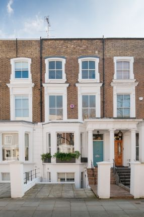 Thumbnail Terraced house to rent in Blenheim Crescent, Notting Hill