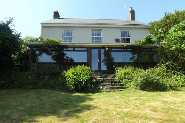 Thumbnail Detached house to rent in Loddiswell, Kingsbridge