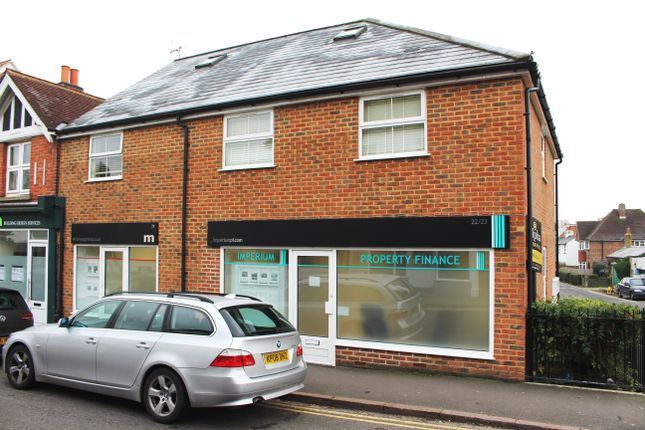 Thumbnail Property for sale in Victoria Street, Englefield Green