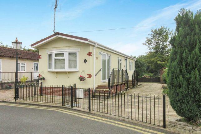 Thumbnail Mobile Park Home For Sale In Unicorn Street Thurmaston