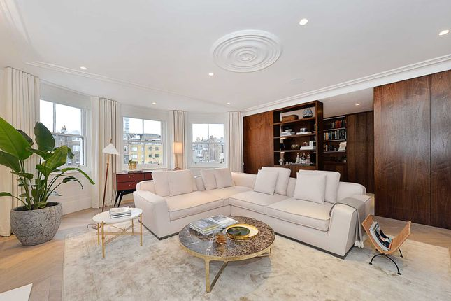 Thumbnail Flat for sale in Upper Wimpole Street, London