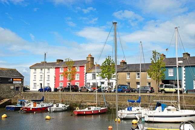 Thumbnail Town house for sale in 2 Cadwgan Place, Aberaeron
