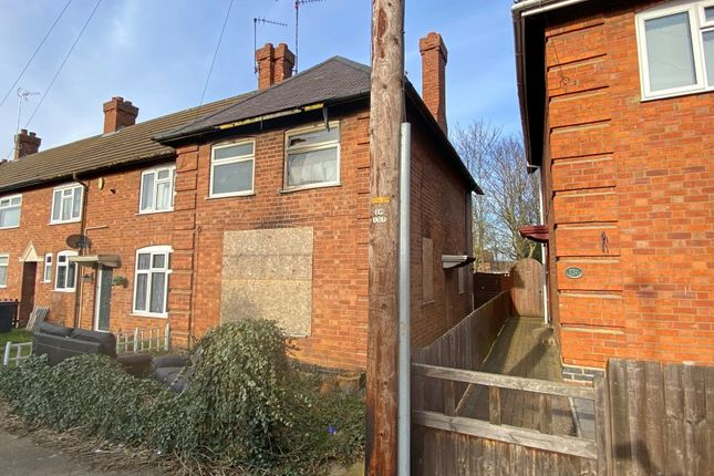 Thumbnail Detached house for sale in 136 Milton Street North, Kingsley, Northampton, Northamptonshire