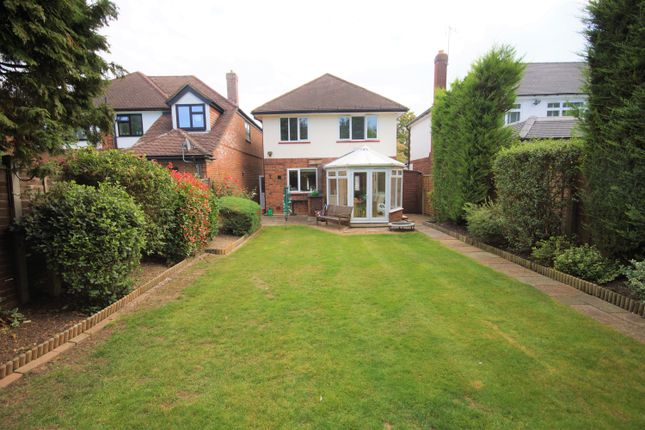 Thumbnail Detached house to rent in George V Avenue, Pinner, Middlesex