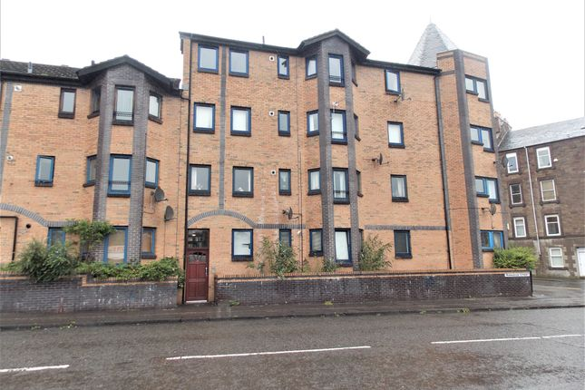 Thumbnail 2 bed flat for sale in Tannadice Street, Dundee