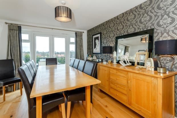 Dining Room of Greenfields Lane, Malpas SY14