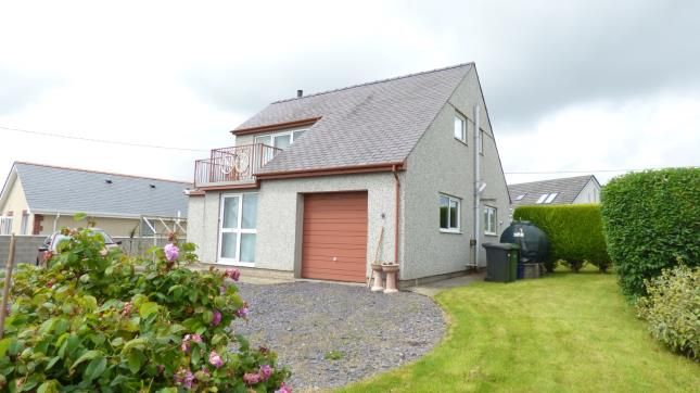 Thumbnail Detached house for sale in Llanddona, Anglesey, Sir Ynys Mon