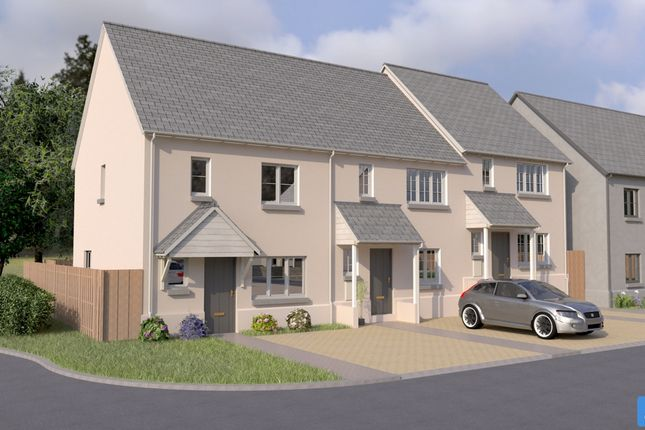 3 bedroom terraced house for sale in Barns Close, Dulverton