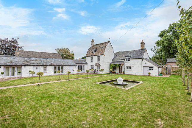 Thumbnail Detached house for sale in Ashton Keynes, Swindon