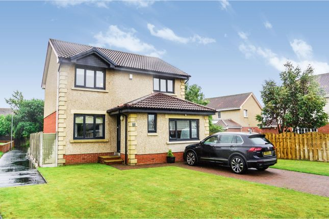 Thumbnail Detached house for sale in Faulds Wynd, West Kilbride