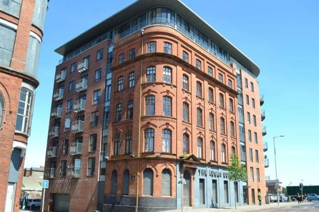Thumbnail Flat to rent in The Lucas Building Ormeau Avenue, Belfast