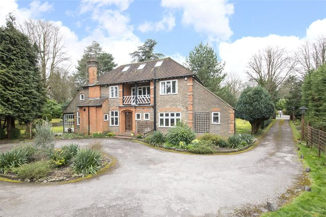 Thumbnail Detached house for sale in Furze Lane, Purley