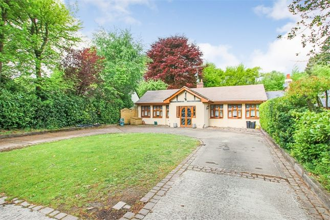 Thumbnail Detached bungalow for sale in The Crescent, Felcourt, East Grinstead, Surrey
