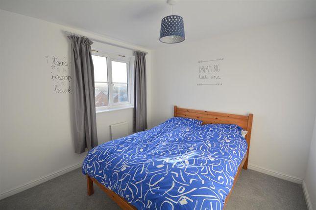 Bedroom Three of Adams Court, Shildon DL4
