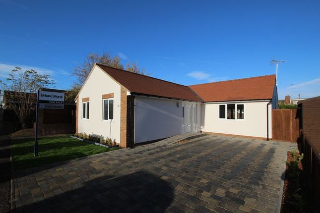 Thumbnail Detached bungalow for sale in Orchard Close, Houghton Regis, Dunstable