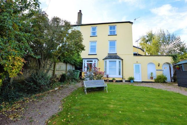 Thumbnail Flat for sale in Ringmore Road, Shaldon, Devon