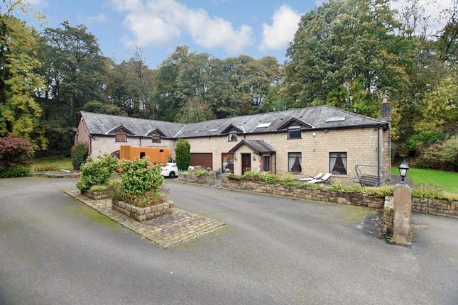 Thumbnail Equestrian property for sale in Ashworth Lane, Bolton