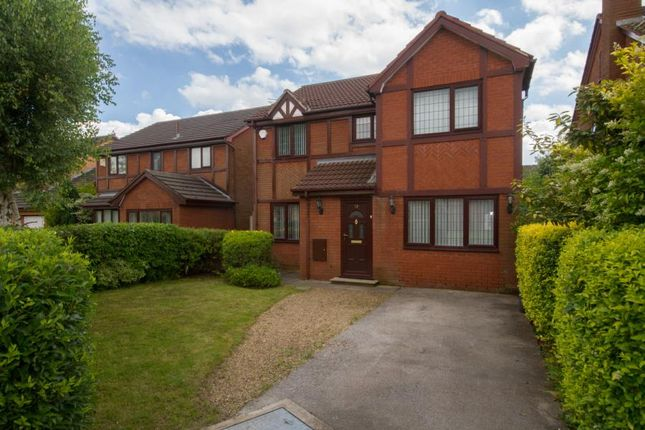 Detached house for sale in Fernwood Drive, Halewood, Liverpool
