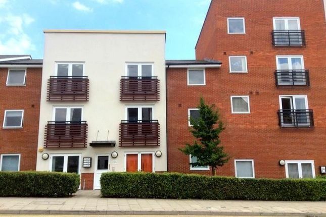 Thumbnail Flat to rent in Pownall Road, Ipswich