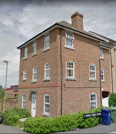 Thumbnail Terraced house to rent in Sweet Green Close, Headington, Oxford