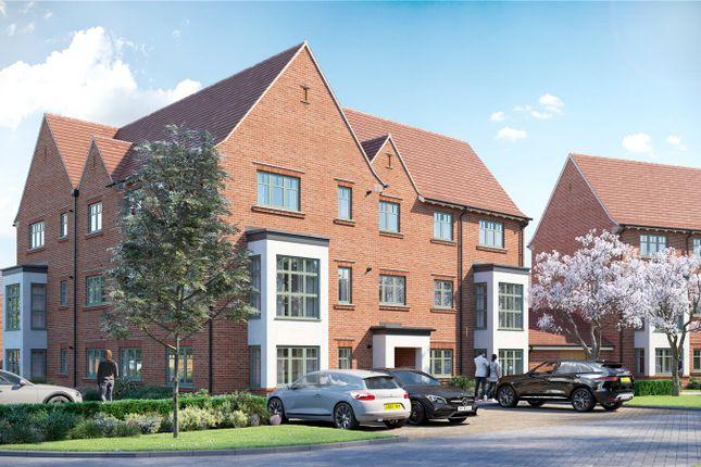 Thumbnail Flat for sale in Bucknalls Lane, Garston, Watford, Hertfordshire