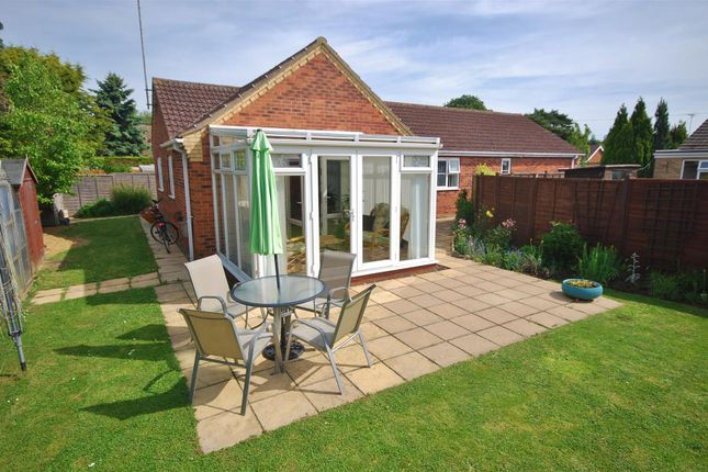 Thumbnail Detached bungalow for sale in Union Street, Holbeach, Spalding