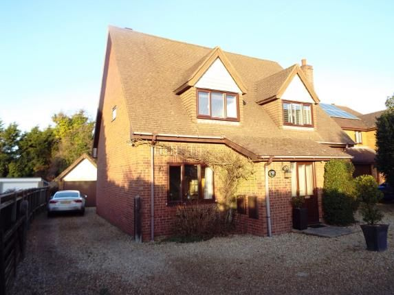 Thumbnail Detached house for sale in Catisfield Lane, Fareham