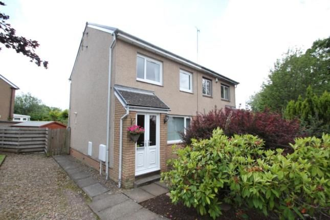 Thumbnail Semi-detached house for sale in Maybole Crescent, Newton Mearns, East Renfrewshire