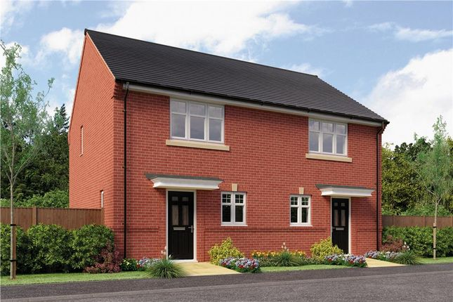 """Thumbnail Semi-detached house for sale in """"Rydal"""" at Rykneld Road, Littleover, Derby"""