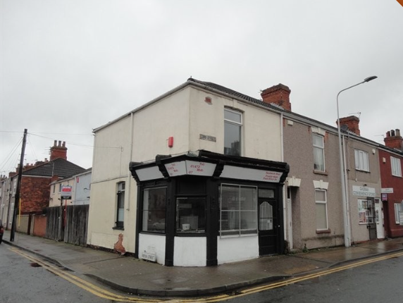 Thumbnail Flat for sale in Lord Street, Grimsby Lincolnshire