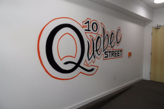 Thumbnail Studio to rent in 10 Quebec Street, University Area